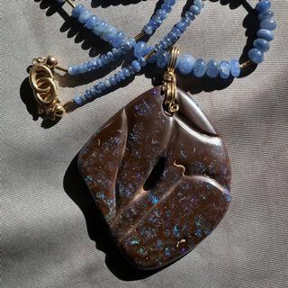 Chocolate Opal