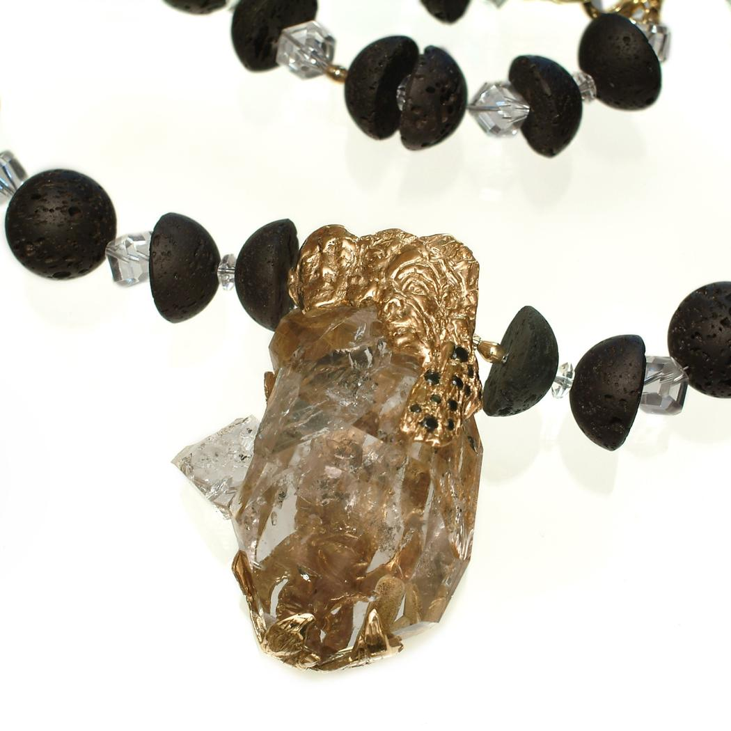 Diamond Spirits necklace